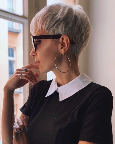 Modern Bowl Cut with Textured Layers