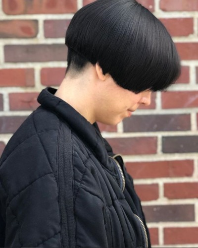 Wedge Cut with Tapered Undercut