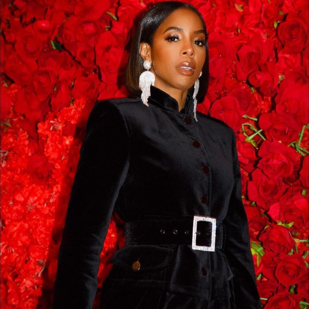 Kelly Rowland Medium Bob Hairstyle for Oval Faces
