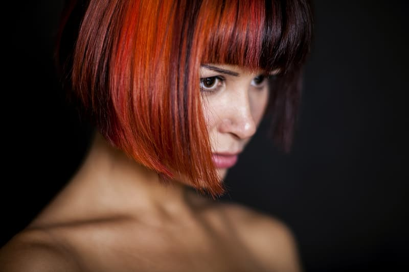 red-and-black-hair-woman