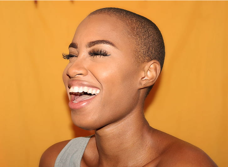 Fashionable and Cool Shaved Hairstyles for Black Women