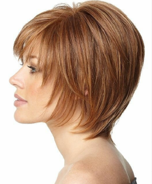 Sleek Pixie Cut with Long Nape Area