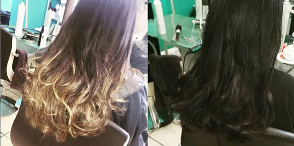 Long Haircuts with Layered Ends (2 styles)