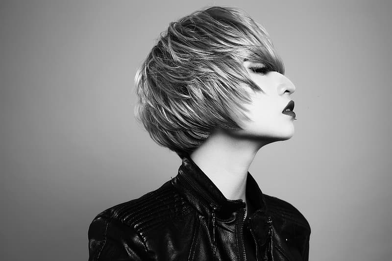 Funky & Cool Pixie Cut with Long Bangs Ideas