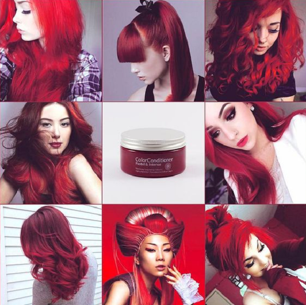 Cherry Red Hair Color (5 ideas)