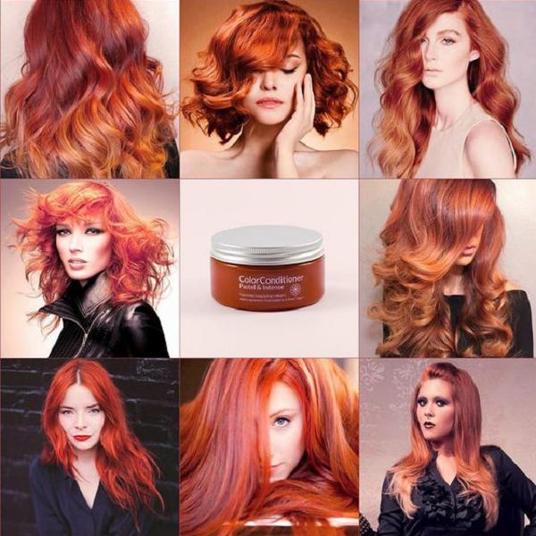 Copper Orange Hair Color (6 ideas)