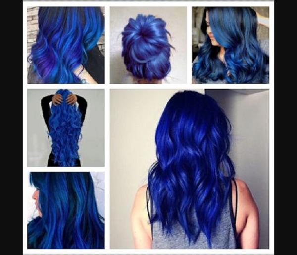 Royal Blue Hair Color (3 ideas)