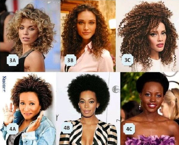 Voluminous Curly and Afro Short Hairstyles (6 styles)