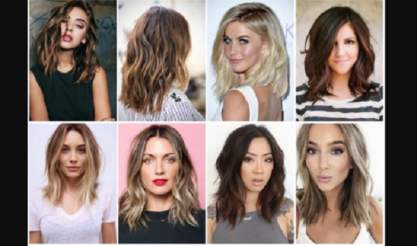 Wavy Medium-Length Layered Hairstyles for Thin and Thick Hair (8 styles)