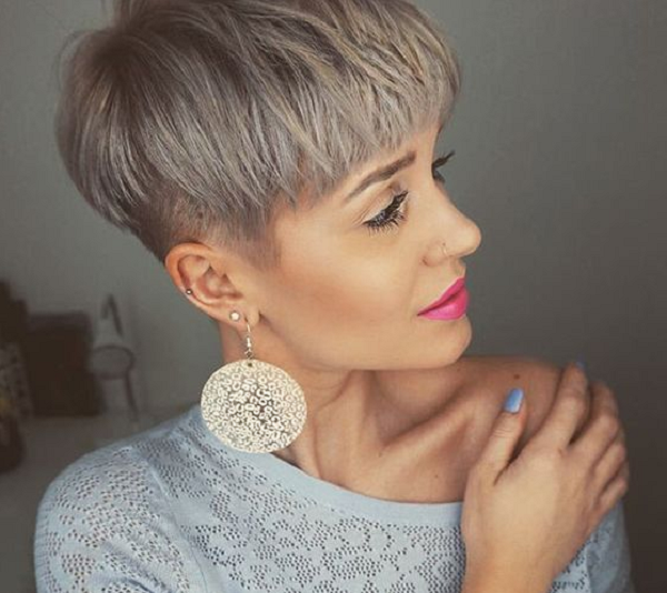 Bowl Cut with Side and Nape Undercut