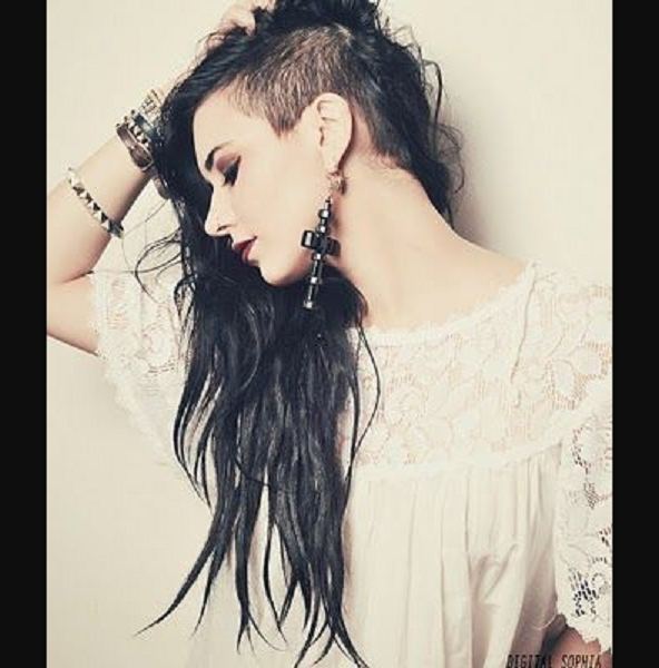 50 Rebellious And Edgy Hairstyles For The Rock Chick In You Cheeky Locks