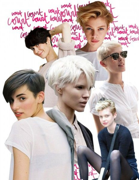 Messy Edgy Pixie Cuts (6 ideas)