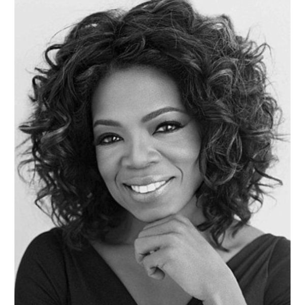 Oprah Medium Hair