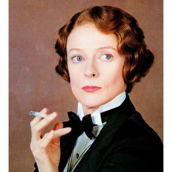 Maggie Smith Waves
