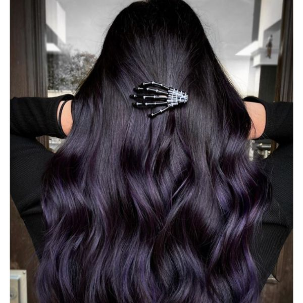 Witchy Waves Fall Hairstyle