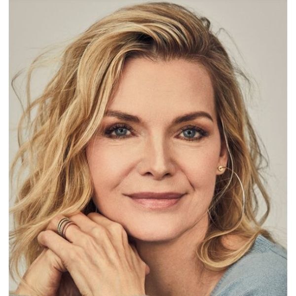 Michelle Pfeiffer Medium Hair