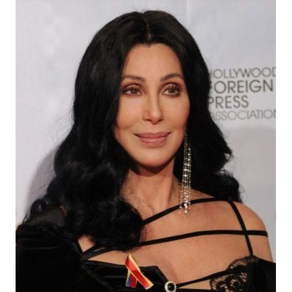 Cher Medium Hair