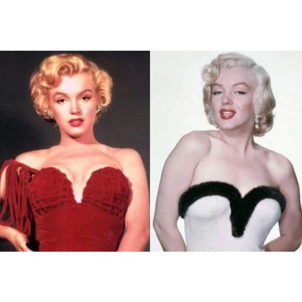 Short Marilyn Hairstyle