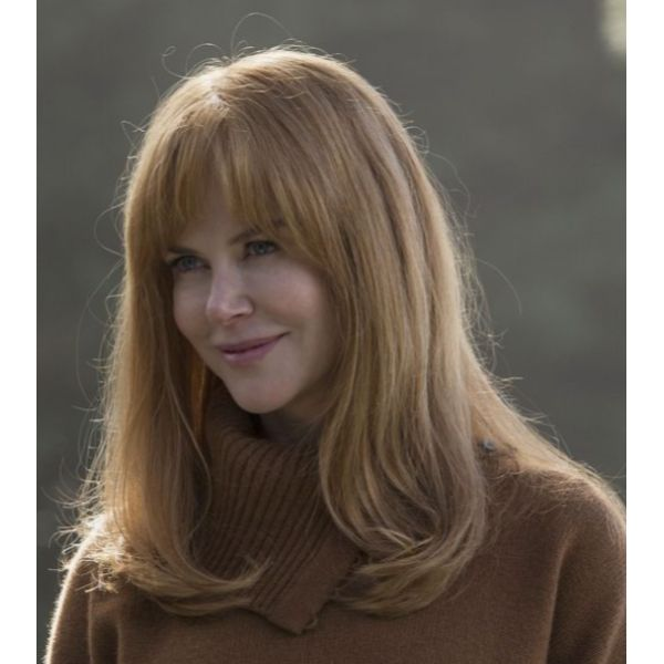 Nicole Kidman Medium Hair
