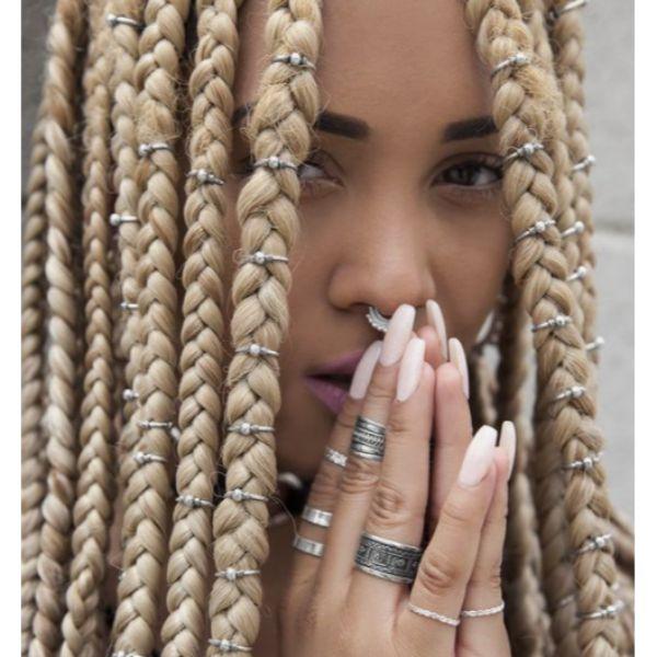 Dreadlocks & Hair Rings, The Long Version
