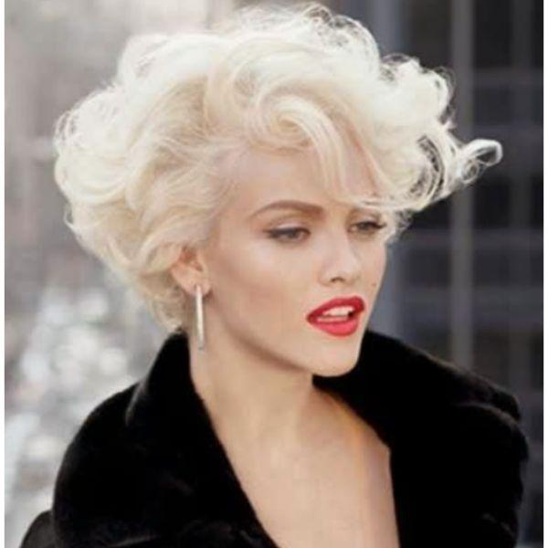Vintage Platinum Blonde