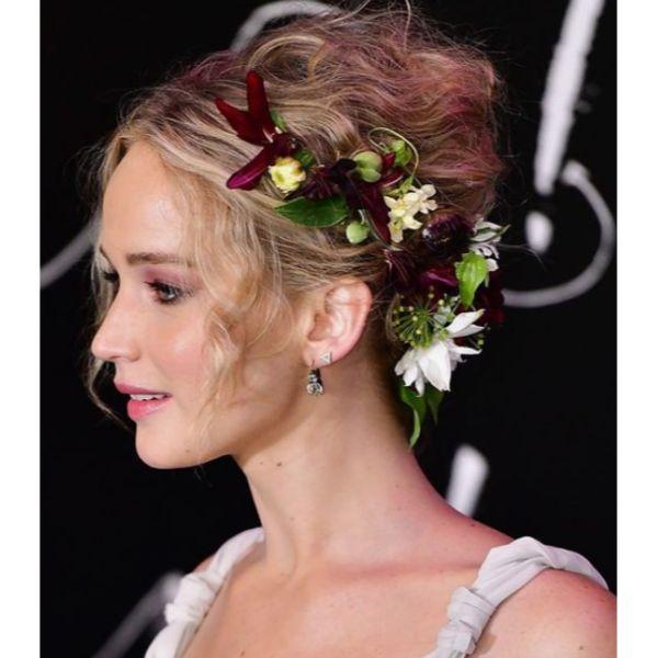 Short Hair Jennifer Lawrence