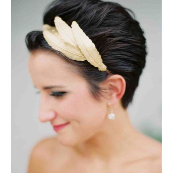 Feather Crown Pixie