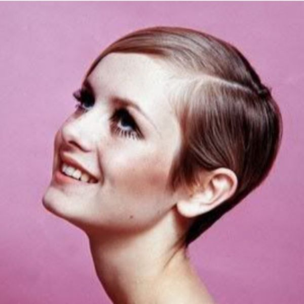 Twiggy Short Hair