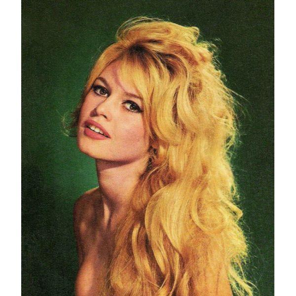 Brigitte Bardot Inspired Curly Hair