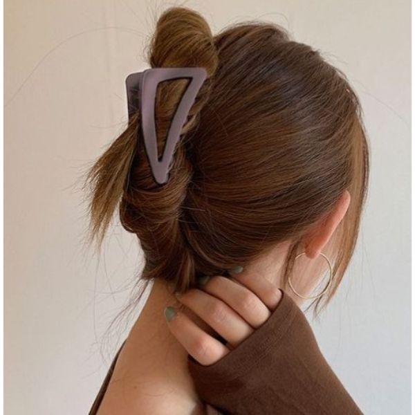 Easy Clamp Updo